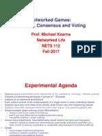 Coloring Consensus Voting 17