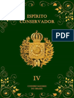 Espirito Conservador_ Volume IV (Colecao Espirito Conservador Livro 4) - Marcelo Hipolito & Reno Martins