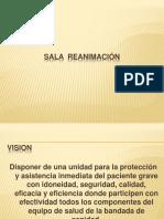 Sala Reanimacion