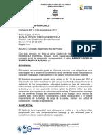 Formato Entrega Transferencia Documental