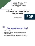 3- Uso Seguro de Radioisotopos