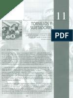 Capitulo 11 - Tornillos y sujetadores.pdf