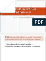 13-14 Designs to Prevent Fires and Explosions