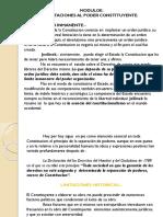 Modulo II Limitaciones Al Poder Constituyente.