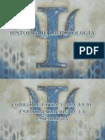 Diapositivas Historia de La Psicologia