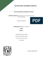 Informe 2 Medición de PH