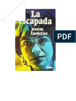 Cordelier Jeanne Y Laroche Martine - La Escapada