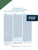 Epidemiologia, Diagnostico y Tratamiento