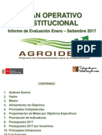 Esquema Agroideas - Tacna