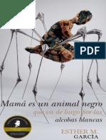 Mama Es Un Animal Negro Que Va