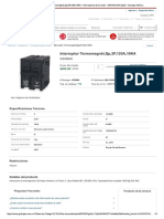 SIEMENS Interruptor Termomagnét,Qp,2P,1...to - 6ZWM9 _ MX_Q220 - Grainger México