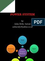1, Power System 1.0 by Azka Roby Antari