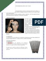 Técnicas de Maquillaje Profesional Para Ojos y Cejas