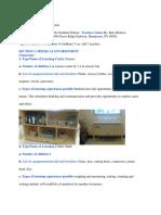 ece 250classroom evaluation  1