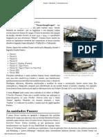 Panzer – Wikipédia, A Enciclopédia Livre