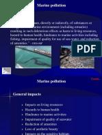 Week-2 Marine Pollution