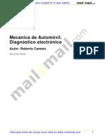 Mecanica Automovil Diagnostico Electronico 25080
