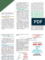 Folder 2016 - Fet