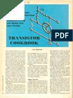 BJT Transistor Cookbook
