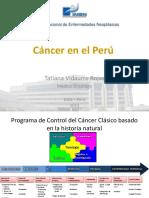 24092013 Atencion Oncologica en El Peru