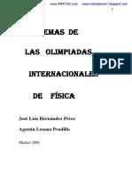 1ra Olimpiadas de Fisica Problemas Resueltos 1967