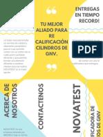 La Mejor Opción Para Recalificacion de Cilindros de Gnv .