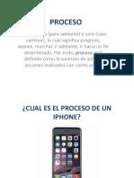 Histotia de I Phone