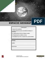 Libro. Espacio Geográfico
