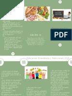 Entrevista a Lic en Nutrición-Folleto