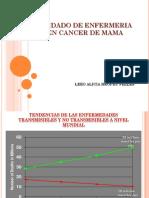 Cuidado de Enfermeria en Cancer de Mama