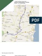 Dindigul, Tamil Nadu to Ambasamudram Tamil Nadu - Google Maps