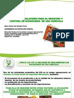 Sistema Regulatorio Bioinsumos - ICA