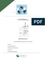 Applikon 40l OperatoPRESSURE HOLD TEST