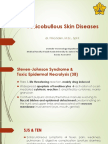 Kuliah Vesicobulous Skin Diseases (dr. Fitria, SpKK).pptx