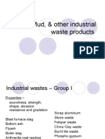 Red Mud Other Industrial Waste Products