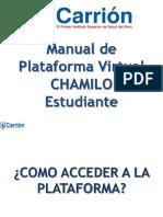 Manual Alumno Chamilo