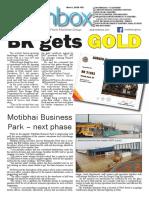 Motibhai Group Newsletter - March 2018 Issue