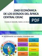 Comunidad Económica de Los Estados Del África Central