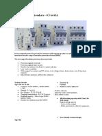 Modular Circuit Breakers