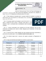 Novo Edital de Processo Seletivo de Monitoria Psicologia (1)