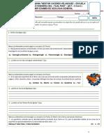 Examen de Geologia General Ulti .- N° 01