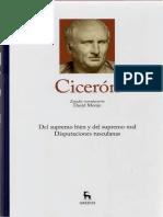 Estudio Introductorio Ciceron Morán, David