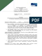 Perjanjian Kerjasama Pa-rri