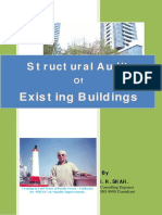 Structural Audit of Existing Bldgs