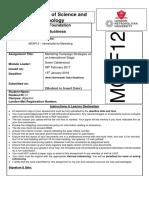 ITM MC4F12 Assessment 3 2017