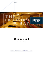 Orchestral Tools - The Orchestral Grands Manual