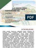 Presentasi perencanaan_embung