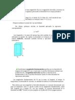 Para entender por que hay magnitudes físicas y magnitudes derivadas