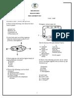 Form 4 Biology