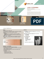 Catálogo Oblak (Puertas)